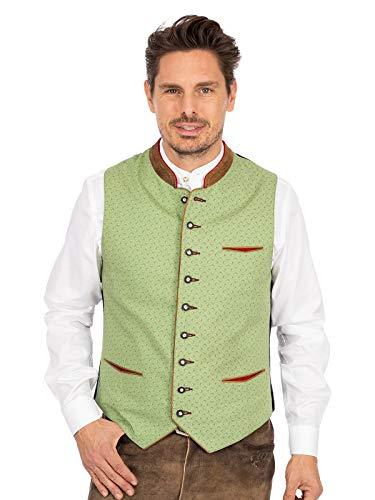 Almsach Weste WS1154-822 grün, 50