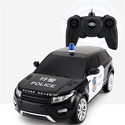 Control remoto carreras de automóviles para niños juguetes para niños 1:24 Control remoto Control remoto recargable Juguetes educativos inteligentes para niños Boys Girls 4+ Play Road Race Acción de g