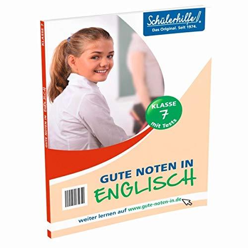 Schülerhilfe! Gute Noten in Englisch Klasse 7