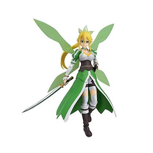 lkw-love Schwert Art Online II Leafa (ALO Version) Anime Action Figure Spielzeug Modell Kinder Geschenk Charakter Souvenir Handwerk Ornament Statue