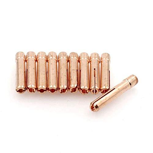 10 x Spannhülse 1,6mm - 13N22 WIG/TIG 9,20,25