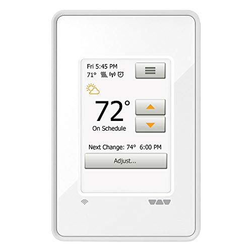 Schluter DITRA-HEAT-E-WiFi Thermostat DHERT104/BW