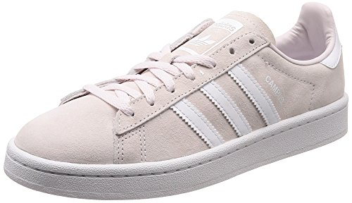 Adidas Campus W, Scarpe da Basket Donna, (Orctin/Ftwwht/Crywht), 37 1/3 EU