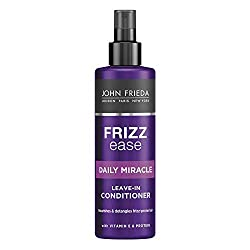 For frizz prone hair Instantly detangles Contains vitamins A, E and C Increased manageability Packaging may vary