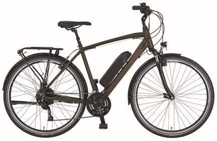 Prophete E-Bike Alu Trekking 28' Entdecker e9.6 Herrenrad Elektrofahrrad 24-Gang B-Ware