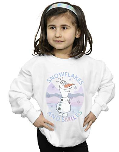 Disney Niñas Frozen 2 Olaf Snowflakes...