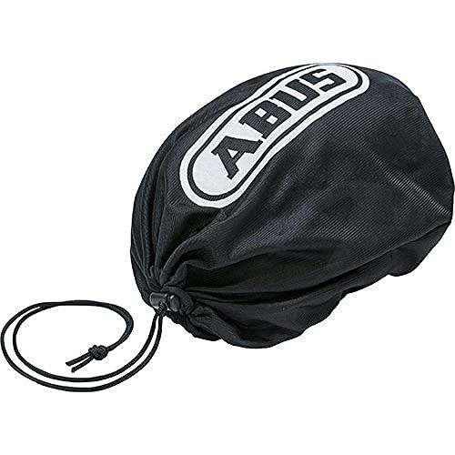ABUS Helmtasche Accesorio para Casco, Unisex Adulto, Terciopelo Negro, Universal