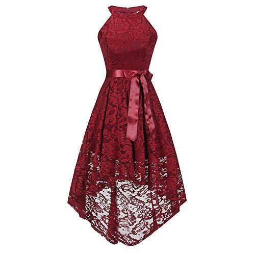 Auifor Frauen kurzes schwarz140 164 mädchen Satin Abendkleid türkische Abendkleider kurz laona...