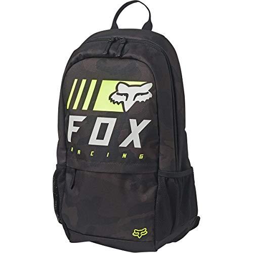 Fox Overkill 180 Rucksack Schwarz Camo