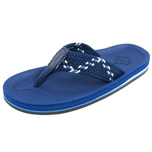 GANT Footwear Herren Breeze Zehentrenner, Blau (Persian Blue G660), 41 EU
