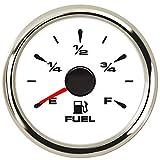 WANGXINQUAN Motorrad-Boots-Auto-LKW RV Camper Hydraulic Vacuum ManometerGas Benzin Kraftstoffanzeige...