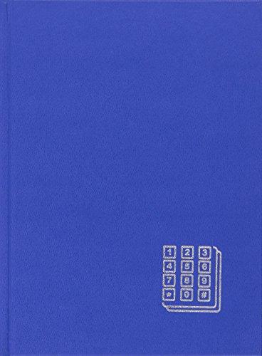Blasetti 1370 Rubrica telefonica cartonate F.to A5 Fogli 48 rigatura 1R copertina cartonata