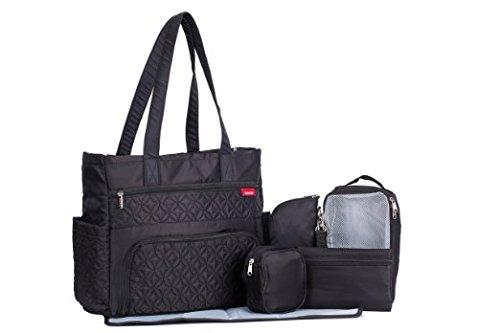 SoHo Williamsburg Diaper Bag 6PC Set