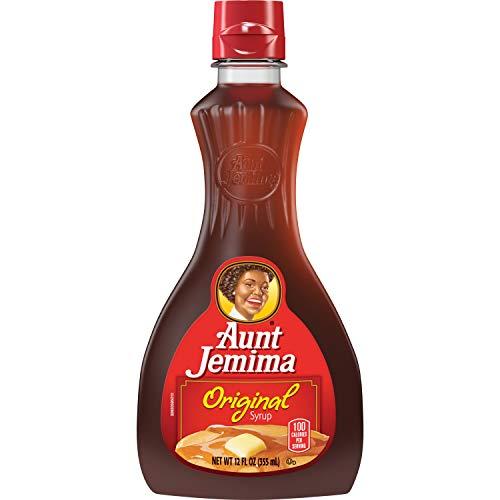 Aunt Jemima Pancake Syrup Original, 12 Fl Oz