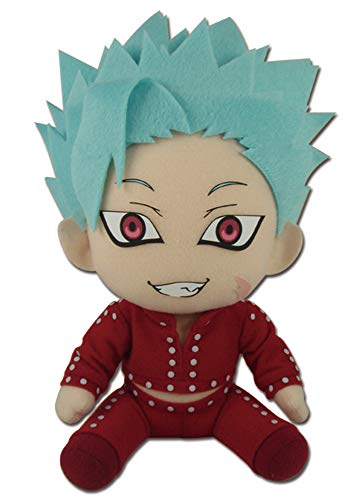 Great Eastern Entertainment The Seven Deadly Sins Ban Sitting Pose Plush 7'