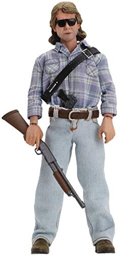 NECA - They Live John Nada 8 Inch Clothed Action Figure