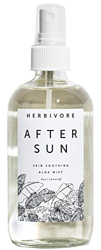 Herbivore - Natural After Sun Soothing Aloe Mist | Truly Natural, Clean Beauty (8 oz)