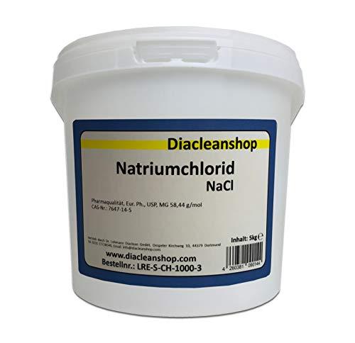Natriumchlorid NaCl - chem. rein - 5kg