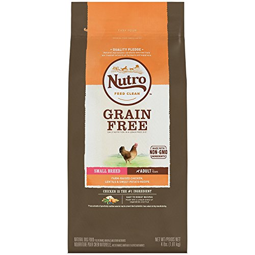 Nutro Grain Free Small Breed Dog Food