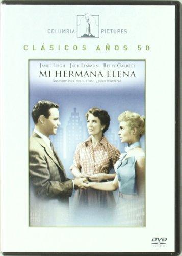 Mi Hermana Elena (Import Movie) (European Format - Zone 2) (2011) Janet Leigh; Jack Lemmon; Richard Quine;