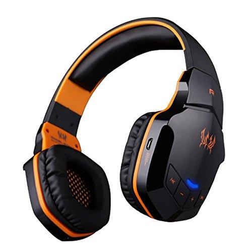 Preisvergleich Produktbild Mecoco Gaming Headset Wireless Bluetooth Stereo Gaming Kopfhörer mit Mikrofon für Laptop Tablet