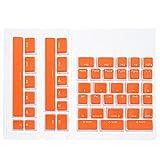 Generic 1 Unidades de teclas complementarias de doble color Keycap DIY teclado mecánico fuente