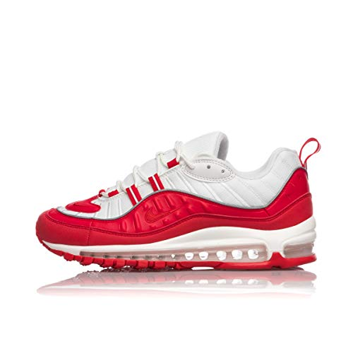 Nike Air Max 98 640744-602 University Red (US 10 - Red)