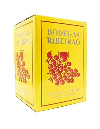 Box Blanco Turbio 15 litrros(Ribeirao)