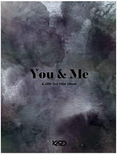 KARD 2ndミニアルバム - YOU&ME