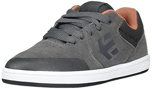 Etnies Kids Marana, Zapatos de Skate, Gris Oscuro, Gris Claro, 29 EU