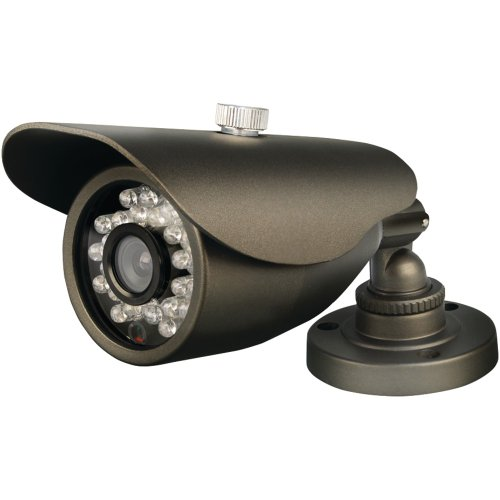 Swann Pro-655 Super-Tough Day/Night Security CCD Camera Swpro-655Cam SWPRO-655CAM