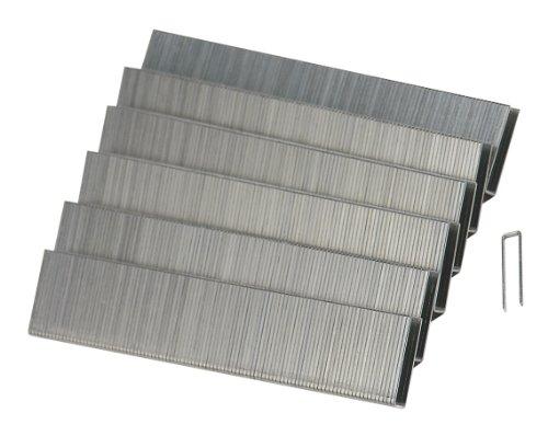 Mecafer 151216 - Ricarica graffette, 22 x 5 mm, 800 pezzi