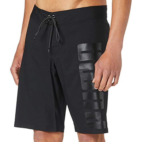 PUMA Lange Herren Boardshorts Costume a Boxer, Black, XL Uomo