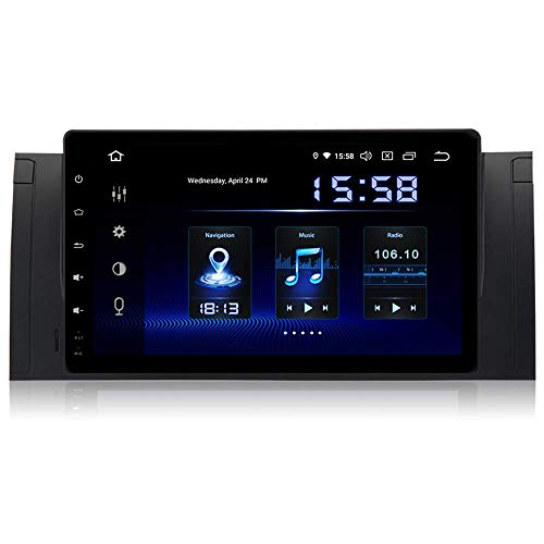 JALAL 7'Android 10.0 Dab Radio de Coche con Carpaly para Jeep Wrangler/Commander/Compass Dodge RAM 2008-2012 Estéreo de Coche Bluetooth DSP 4G 64G Soporte WiFi Control del Volante USB
