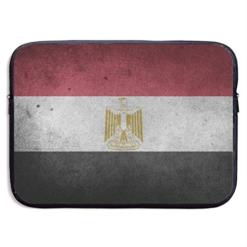 Laptop Sleeve Case Protective Padded Zipper Cover National Flag,Water-Resistant Neoprene Notebook Computer Pocket Tablet Briefcase Carrying Bag/Pouch Skin Cover