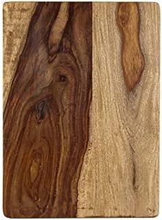 ARCHITEC 12-INCH X 16-INCH GRIPPERWOOD GOURMET SHEESHAM CUTTING BOARD