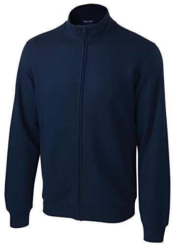 SPORT-TEK Full-Zip Sweatshirt F20