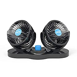 Image of 12V Car Fans, XOOL Cooling...: Bestviewsreviews
