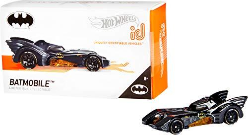 Hot Wheels id 1989 Batmobile {Batman}, Multi