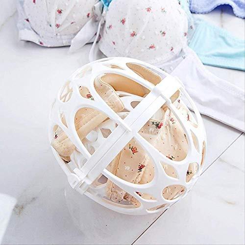 3 Stück Double Spherical BH Waschkugel BH Protector Wäschekorb Frauen Mädchen Unterwäsche Waschmaschine Sparer Tasche Haushaltswäscherei Produkt