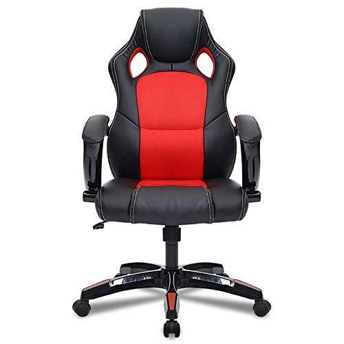 ykw Computer Stuhl E-Sport Stuhl Spiel Home Office Computer Schreibtisch Stuhl Rennsitze drehen