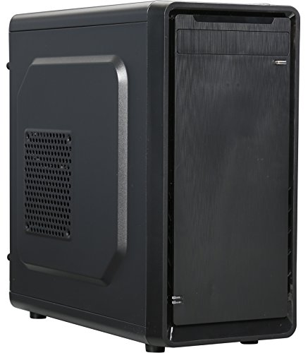Our #1 Pick is the ROSEWILL Micro ATX Mini Tower Computer Case