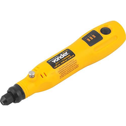 Microrretífica a Bateria 3,6V Bivolt MBV036 Vonder - 60.61.036.012
