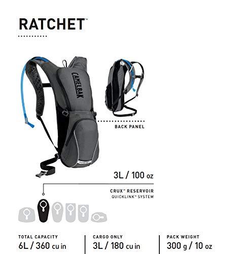 100oz CamelBak Ratchet Hydration Pack