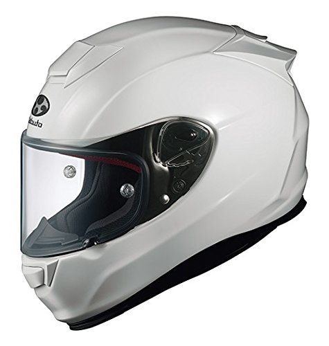 オージーケーカブト(OGK KABUTO)バイクヘルメット フルフェイス RT-33X ホワイト (サイズ:XXXL)
