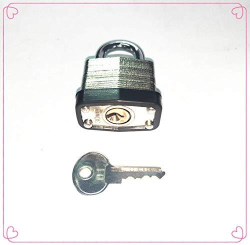 Pakket, gelaagd staal, elektroplating, ijzeren hangslot, kast, ijzeren deur, anti-diefstal, raamslot, open management slot