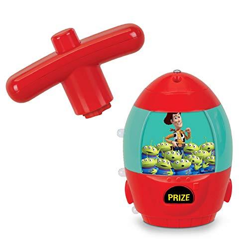 Toy Story Disney Pixar 4 Cohete Espacial electrónico Giratorio 64492
