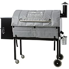 Grill Year-Round: Insulates your grill to maintain more consistent temperatures no matter the air temperature Consistency in Any Temperature: Eliminates burning through extra pellets in extremely cold weather Fits all Texas & 34 Series grill models (...