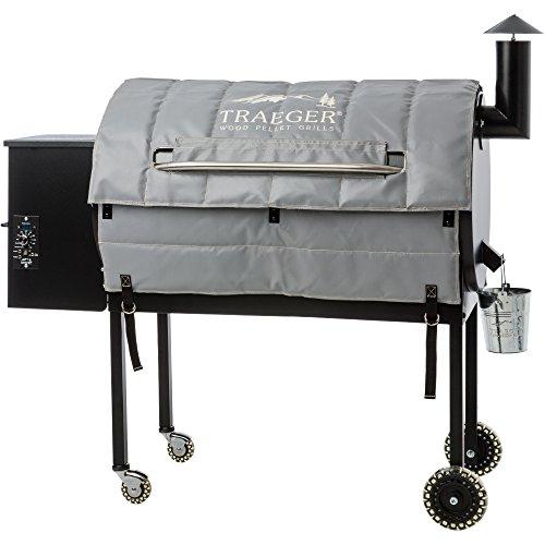 Traeger Grills 10206 34 Series Insul Blanket, Grey