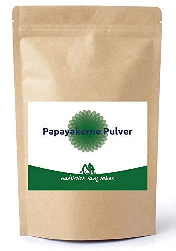 Papayakerne gemahlen | Papayasamen Pulver | 100 g | vegan | natürlicher Pfefferersatz